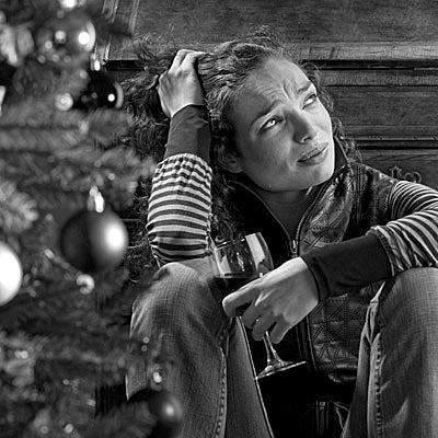 Consejos para superar la tristeza en Navidad
