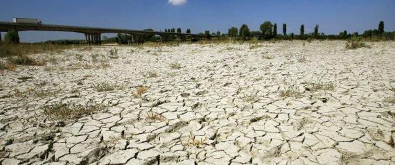 EFECTOS CAMBIO CLIMTICO EUROPA